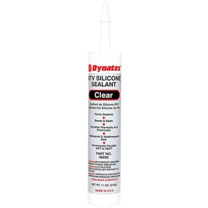 Sealant Silicone 11oz Clear