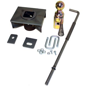 Gooseneck Flat Bed Kit
