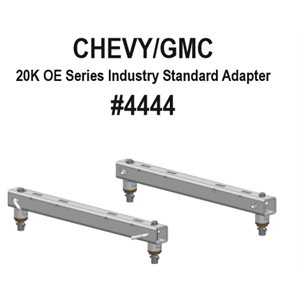 5th Wheel OE Series Adapter Chev