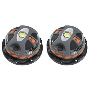 Lights LED Hazard Warning 2pk