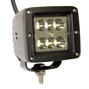 Light Work LED Square 3in 18 Watt
