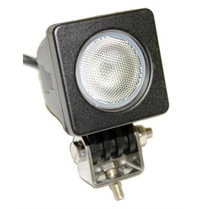 Light Work LED Square 2in 10 Watt